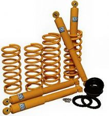 "DISCOVERY 2 +2"" AIR TO COIL CONVERSION LIFT SUSPENSION KIT DA5008"